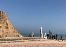 Day Trip from Paris to Normandy Beaches and WWII Memorials