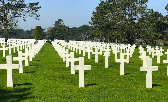 american cemetery Normandy Day Trip from Paris