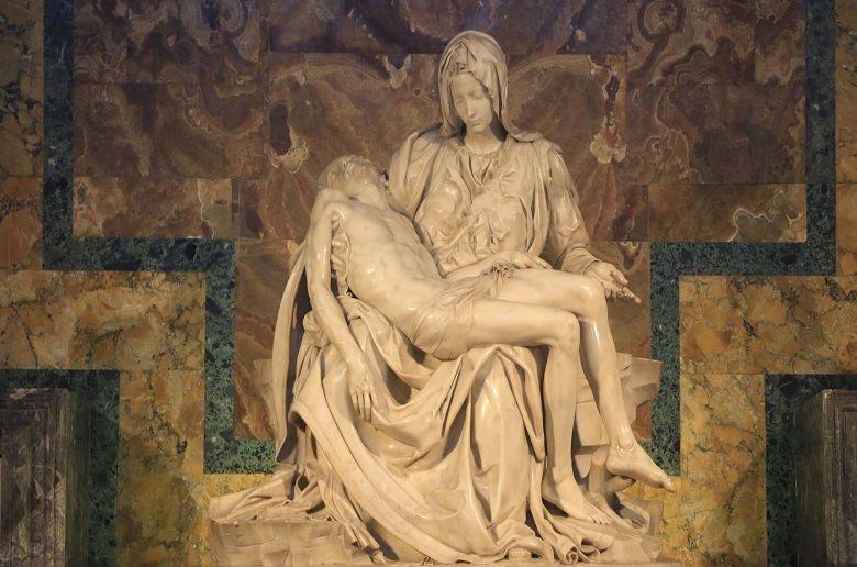 La Pietà: Michelangelo's First Roman Masterpiece