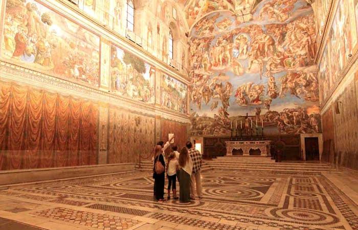 Sistine Chapel Vatican Museums