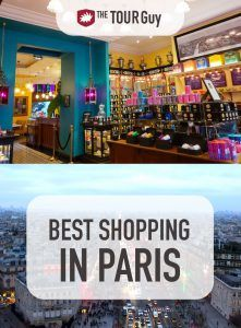 Best Shopping in Paris Pinterest