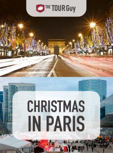 Christmas in Paris Pinterest