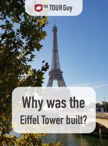 Why was the Eiffel Tower Built Pinterest