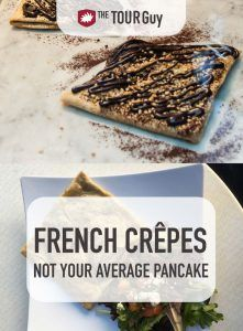 French Crepes Pinterest