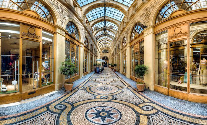 Best Shopping in Paris Galerie Vivienne, Paris