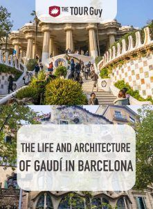 Gaudi Life Barcelona Pinterest