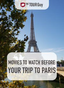 Movies to Watch Before Your Trip to Paris Pinterest