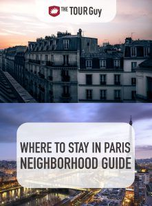 Where to Stay in Paris Neighborhood Guide Pinterest