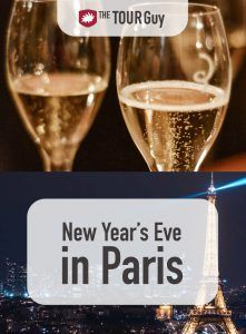 New Years Eve in Paris Pinterest