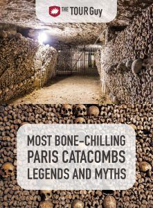 Paris Catacombs Myths Pinterest