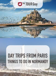 Day Trip From Paris Normandy Pinterest