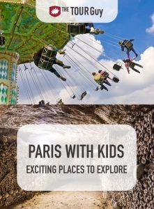 Paris with Kids Pinterest