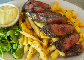 Where to Get the Best Steak Frites in Paris