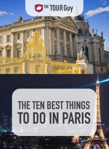 Ten Best Things to Do in Paris Pinterest