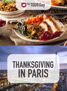 Thanksgiving in Paris Pinterest