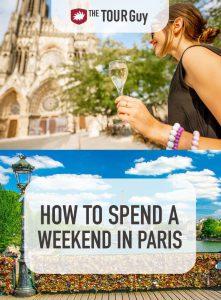 Weekend in Paris Pinterest