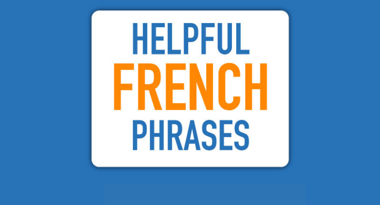 helpful french phrases