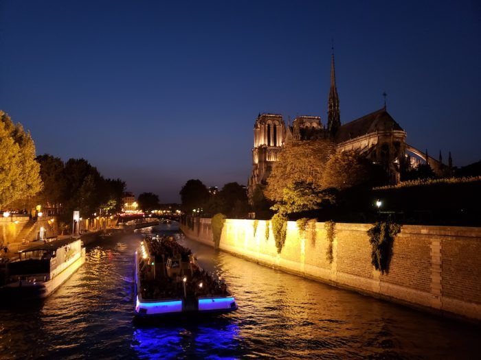 Notre Dame River Cruise