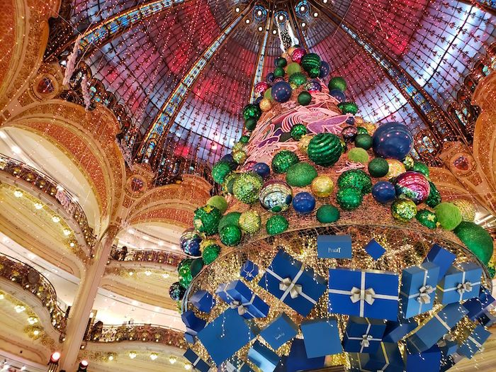 Galeries Lafayettes Paris