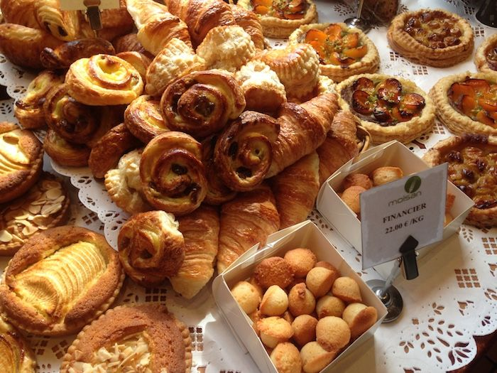 Bakeries in Paris