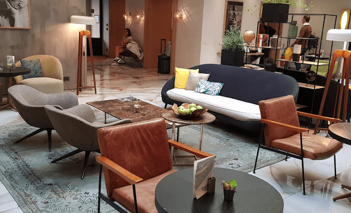 Balagan best restaurants near the Louvre in Paris