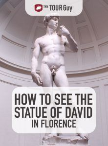 How to See the David in Florence Pinterest