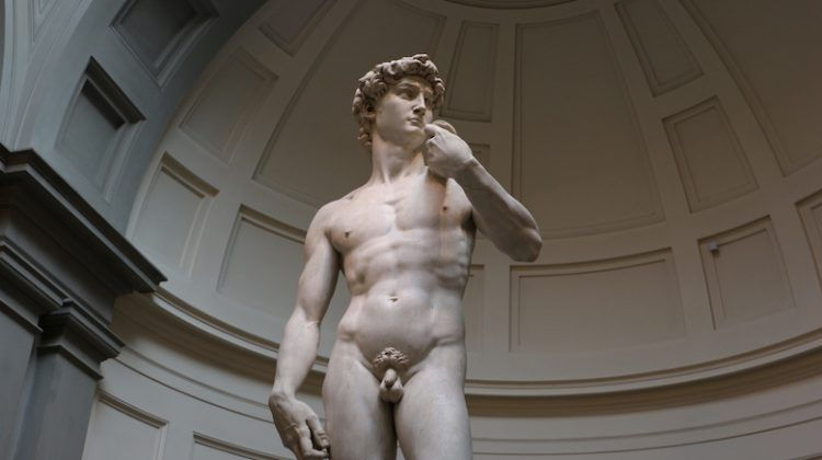 Statue of David, Accademia Gallery, Florence