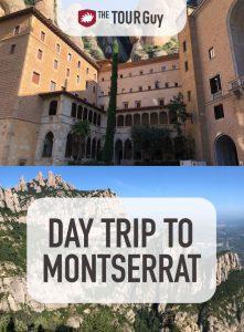 Day Trip to Montserrat Pinterest