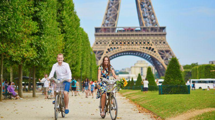 Eiffel Tower Park Updates