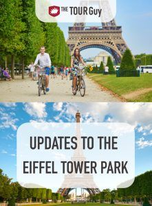 Eiffel Tower Park Pinterest