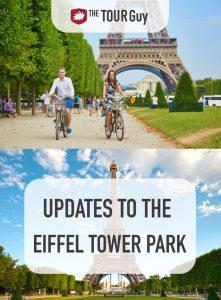 Eiffel Tower Park Pinterest