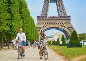 Plans Released for a New Eiffel Tower Park