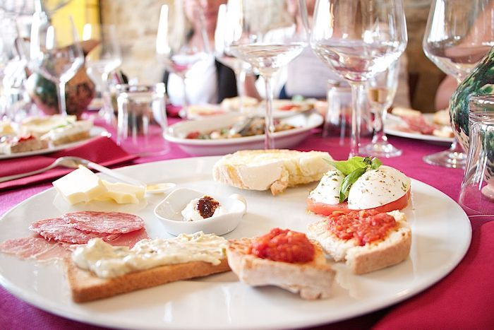 Food Tuscany