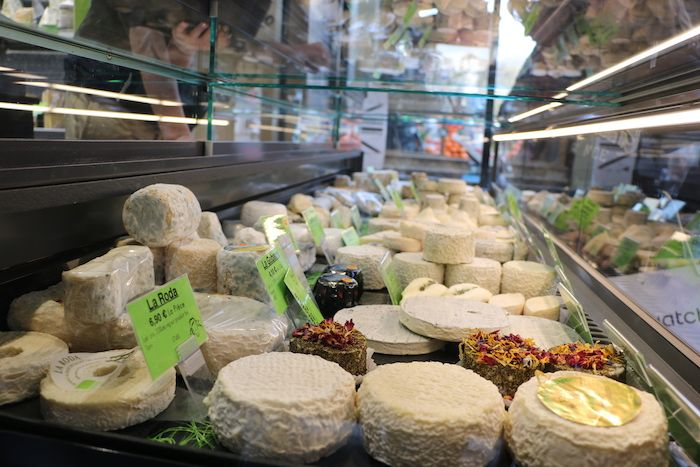 Cheese at Franprix