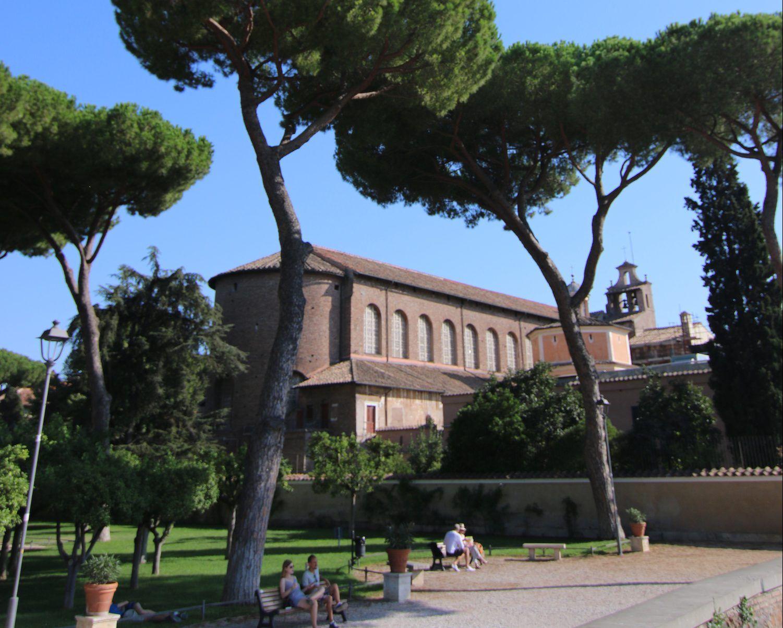 The Basilica of Saint Sabina