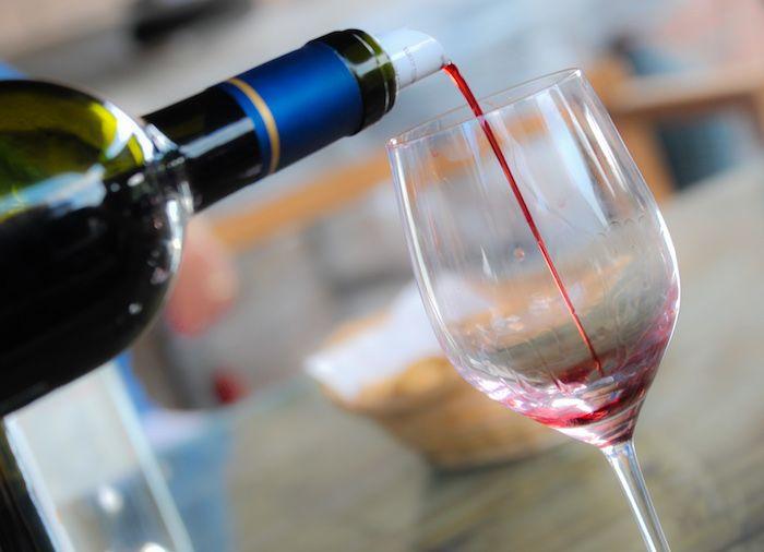 Restaurant Du Palais Royal Wine