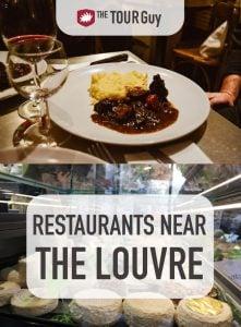 Restaurants Near the Louvre Pinterest