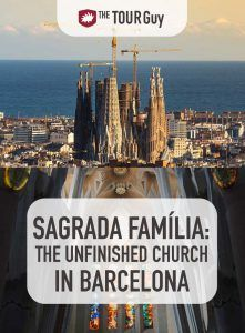 Sagrada Familia Construction Barcelona Pinterest