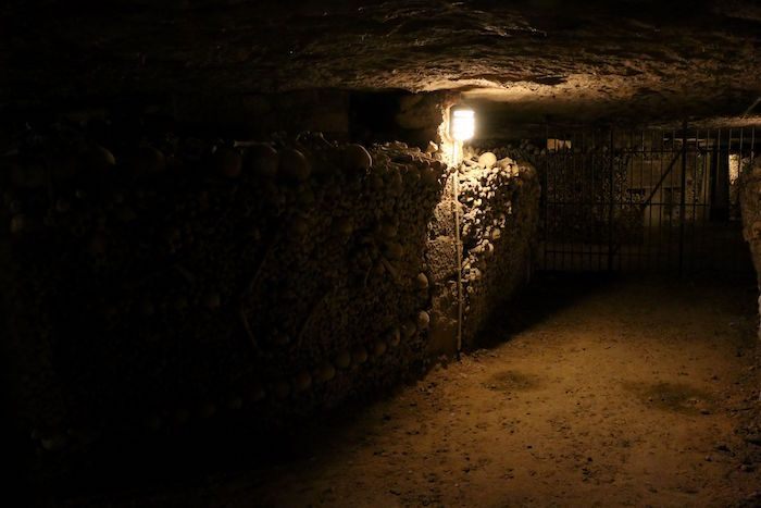 Paris Catacombs Legends