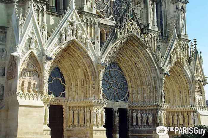 The Reims Cathedral: Guide with History and Facts