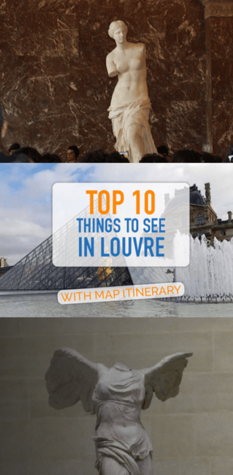 Top Ten Things to see in Louvre by The Paris Guy France Tours