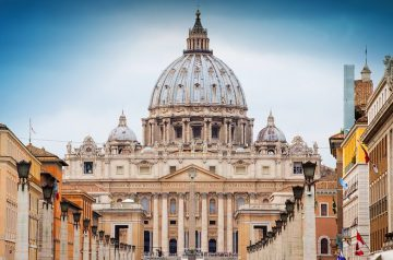Guide to Main Churches in Rome