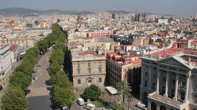 Barcelona Neighborhood