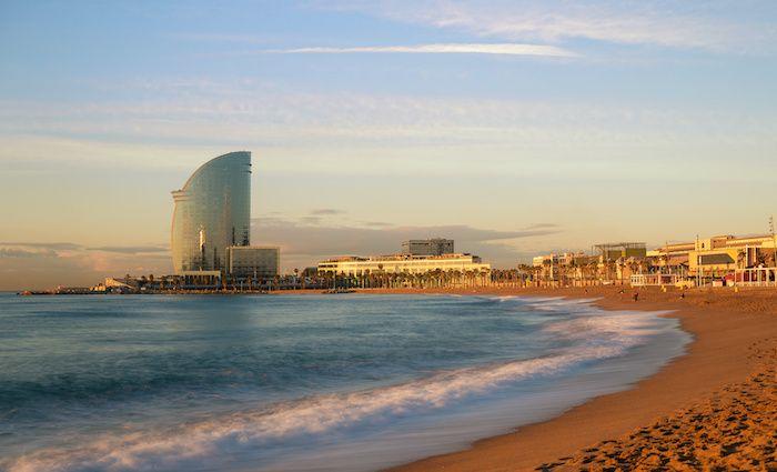 Barceloneta W Barcelona Beach 700 x 425