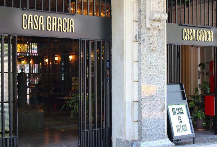Casa Gracia in Barcelona