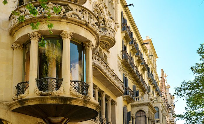 Where to stay in Barcelona L'Eixample