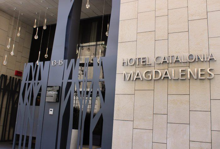 Catalonia Magdalenes in Barcelona Spain