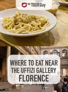 Eat Near Uffizi Florence Pinterest
