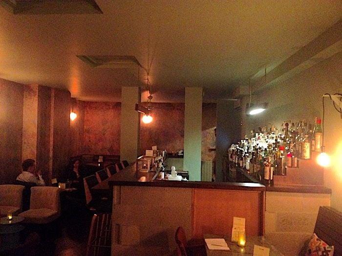 Mable Bar in Paris