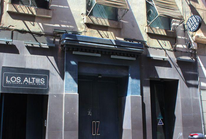 Otto Slutz Club in Barcelona